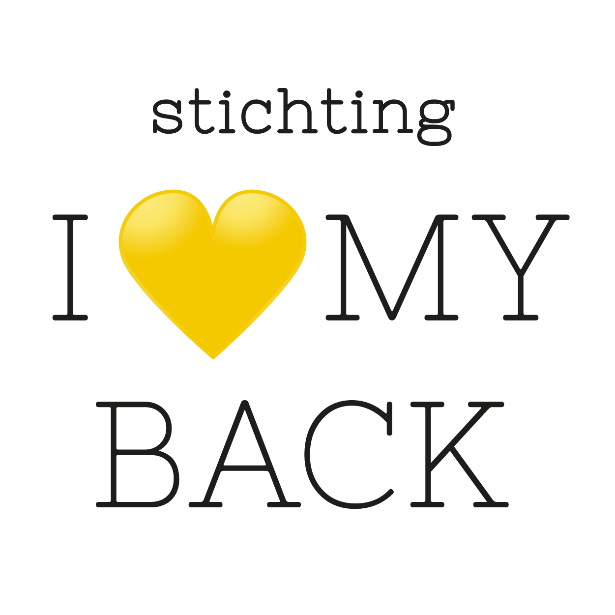 Stichting i love my back